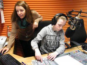 Bild vom Studio